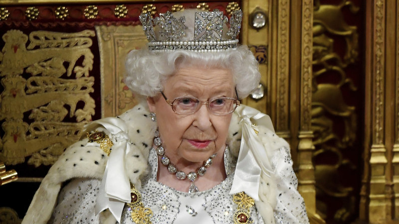 'This generation as strong as any': Queen urges Brits to respond to challenge - Sydney Morning Herald