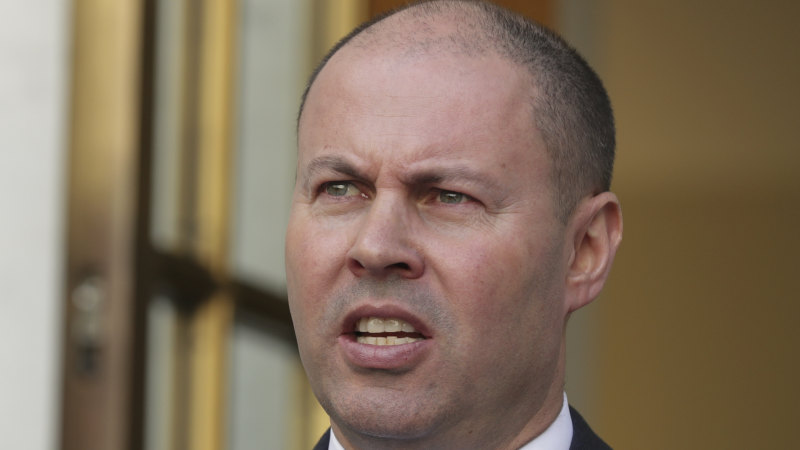 Josh Frydenberg eligible to sit in Parliament: court - Sydney Morning Herald