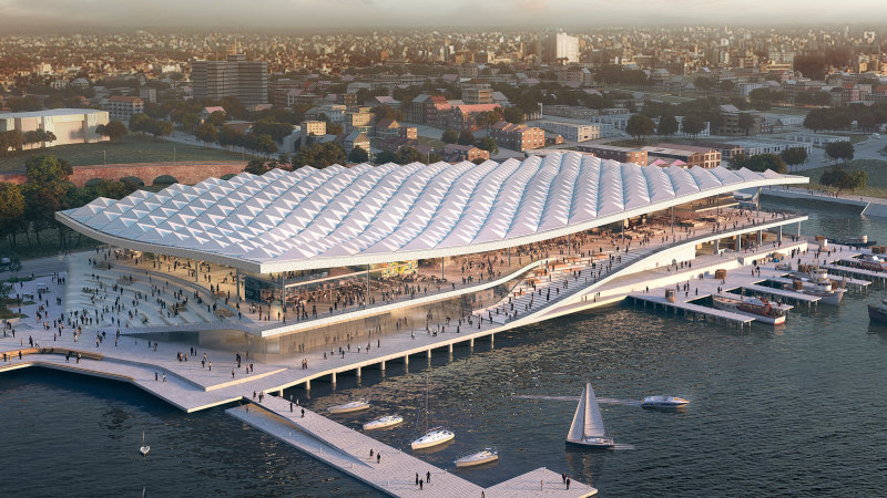 Sydney Fish Market revamp makes new list of fast-tracked projects - Sydney Morning Herald