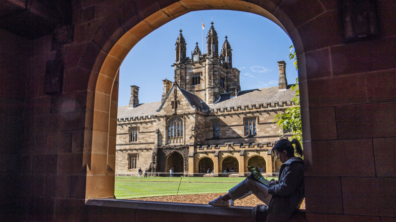 University of Sydney urges staff to apply for JobKeeper subsidy - Sydney Morning Herald