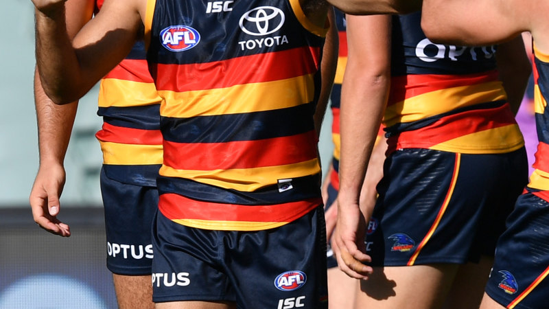 Crows' triple bogey has brought AFL into disrepute - Sydney Morning Herald