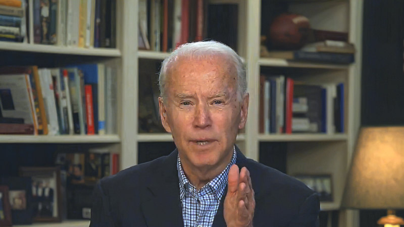 Biden calls Trump's Easter back-to-business goal 'catastrophic' - Sydney Morning Herald