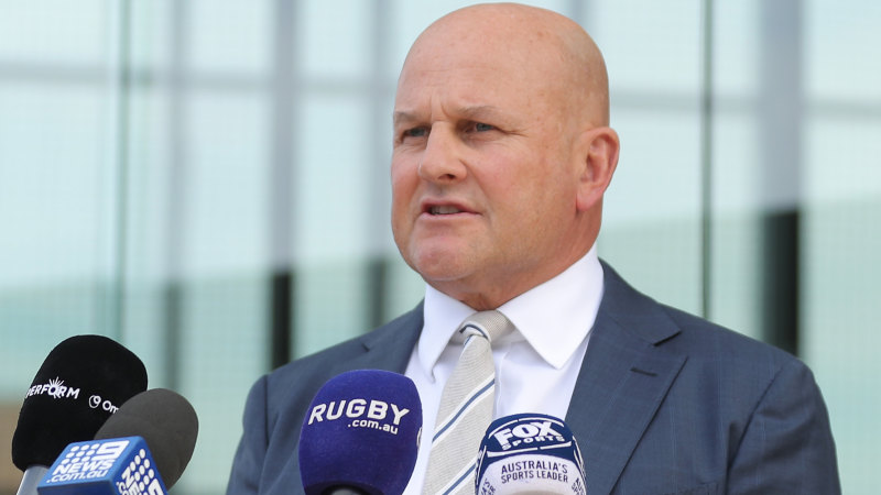 Rugby Australia axes one-third of full-time staff with further cuts on horizon - Sydney Morning Herald