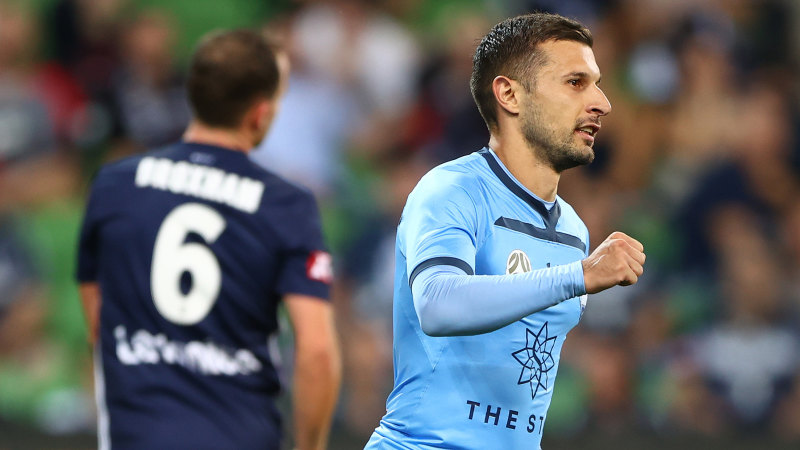 A-League restart could be stymied by Fox demand for rights fee cut - Sydney Morning Herald