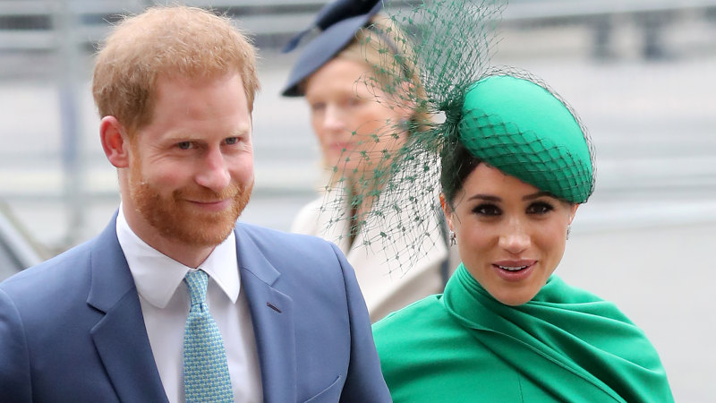 Harry and Meghan quit Canada for Los Angeles: report - Sydney Morning Herald