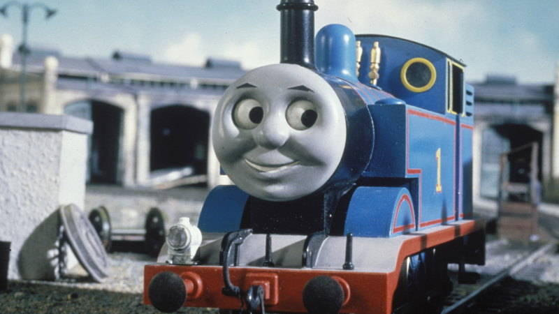 Narrator of Thomas the Tank Engine dies - Sydney Morning Herald