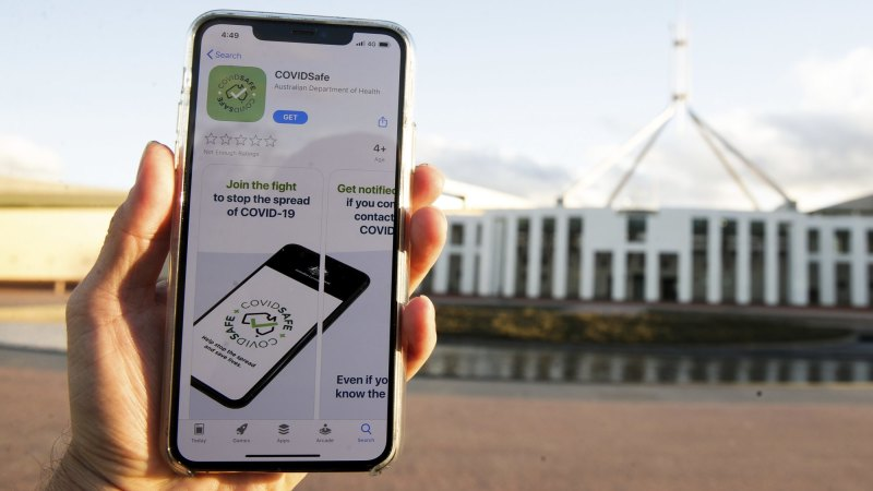 Half-baked: The COVIDSafe app is not fit for purpose on iPhones - Sydney Morning Herald