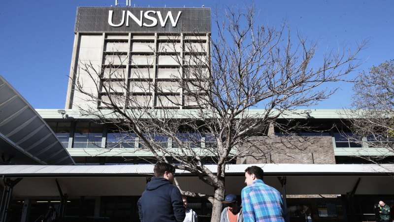 UNSW students 'anxious' as teaching goes ahead despite COVID-19 cases - Sydney Morning Herald