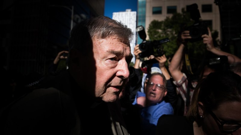 Pell pushes back on royal commission report - Sydney Morning Herald