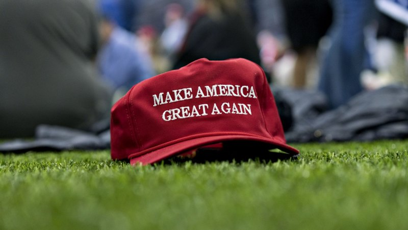 MAGA hat and Maori gaffe: NZ Opposition Leader's first week - Sydney Morning Herald