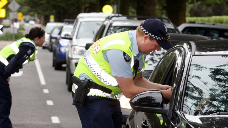 'Too far from home': Teen fined for taking driving lesson with her mum - Sydney Morning Herald