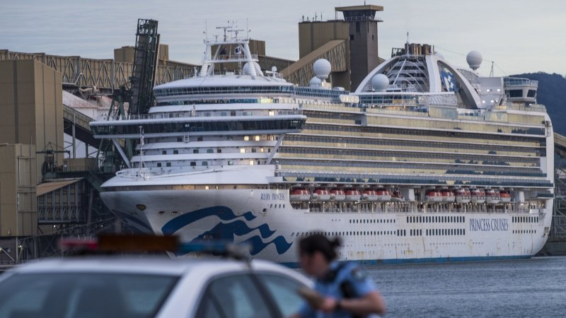 Company 'knew' virus was running rampant on Ruby Princess, court told - Sydney Morning Herald