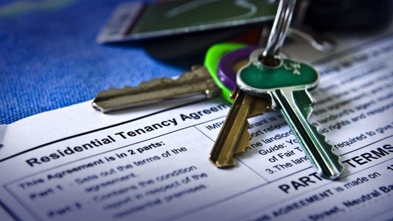 NSW finalising tenancy relief as residential rents likely to drop - Sydney Morning Herald