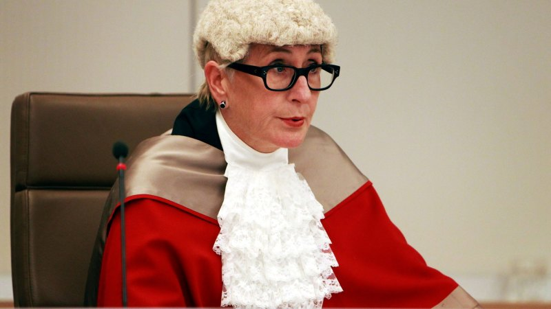 'Your Honour, I'm 70 next year': Courtrooms in the time of coronavirus - Sydney Morning Herald