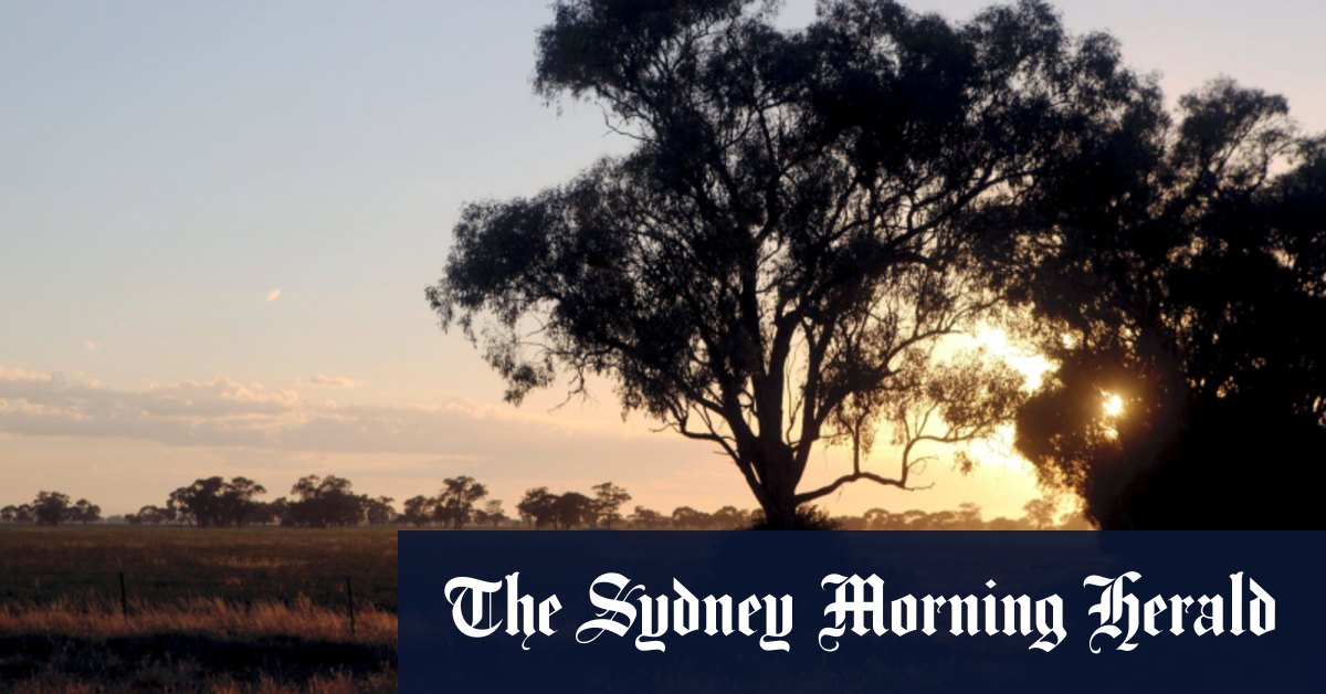 Regional property revival as city dwellers head for exits - Sydney Morning Herald