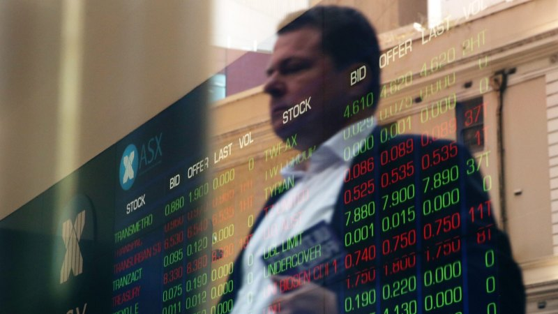8@eight: ASX set to rise as Fed, ECB soothe markets - Sydney Morning Herald