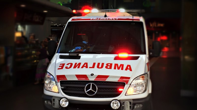 Two dead, three in hospital after horror crash on the Calder Freeway - Sydney Morning Herald