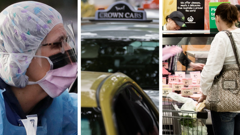 The jobs with the highest exposure to disease and infection - Sydney Morning Herald