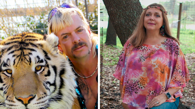 Judge gives control of 'Tiger King' Joe Exotic's zoo to Carole Baskin - Sydney Morning Herald