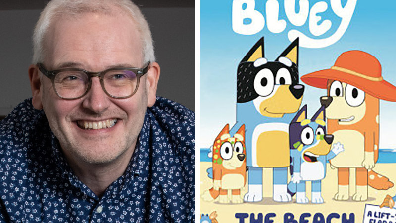 'It's the biggest shock': Bluey brings the book industry awards to heel - Sydney Morning Herald