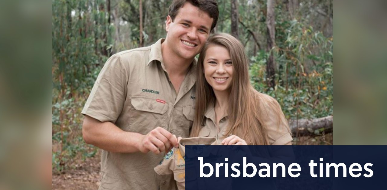 Newlywed Bindi Irwin is expecting her first child - Brisbane Times