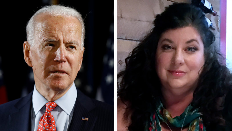 #MeToo told us to believe women, so why do feminists discount the claim against Biden? - Sydney Morning Herald