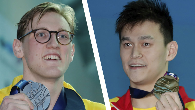 Chinese swimmer Sun Yang lodges appeal against suspension - Sydney Morning Herald