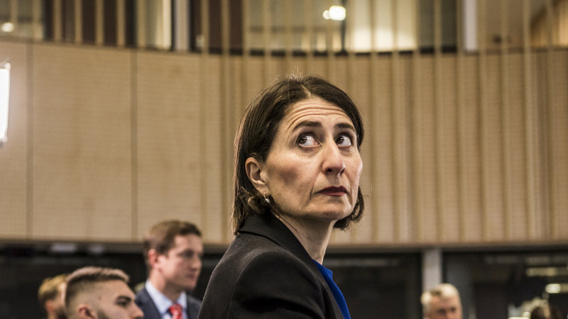 Berejiklian to push for a full lockdown of non essential services in NSW - Sydney Morning Herald