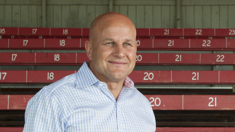 Australia's new rugby boss outlines his top three priorities - Sydney Morning Herald