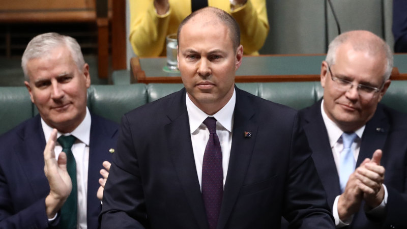 Government faces deficit of at least $14 billion and extra debt - Sydney Morning Herald