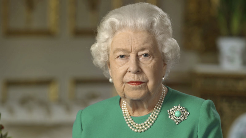 'We will meet again': The Queen invokes war during historic coronavirus broadcast - Sydney Morning Herald
