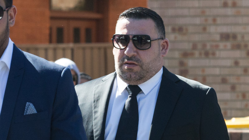 'I'll move anything you want': Michael Ibrahim sentenced to 30 years' jail - Sydney Morning Herald
