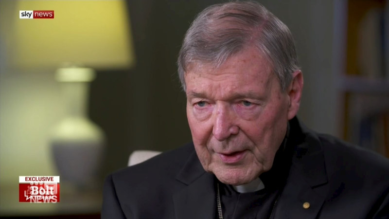 New police probe wouldn't be a surprise: George Pell - Sydney Morning Herald