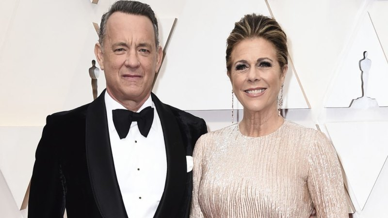 Tom Hanks and wife Rita Wilson diagnosed with Coronavirus in Australia - Sydney Morning Herald