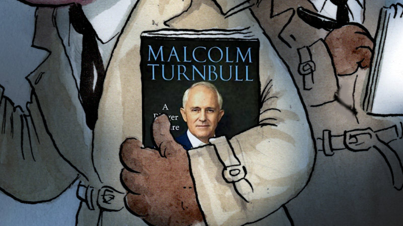 Turnbull's sleuths unravel the links of Canberra cabals - Sydney Morning Herald
