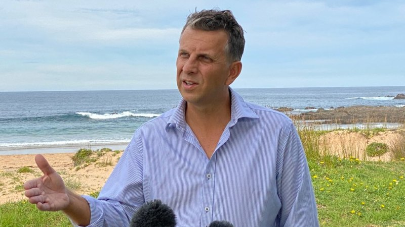'Distraction at worst possible time': Knives out for Andrew Constance - Sydney Morning Herald