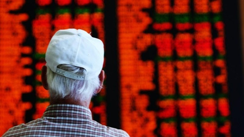 ASX slumps 5.6% as banks take another beating - Sydney Morning Herald
