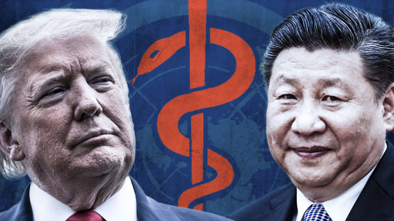 Coronavirus: Trump, China and the WHO – the politics of the COVID-19 pandemic - Sydney Morning Herald