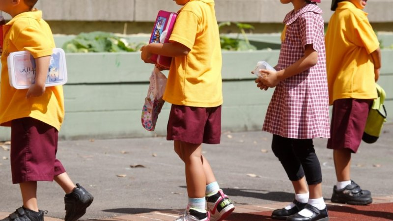 Victorian schools set for 'gradual, staged return' during term two - Sydney Morning Herald