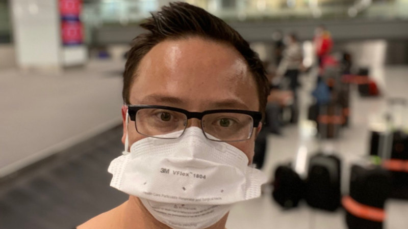 'Bewildered and confused': Doctors on flight say they were following orders - Sydney Morning Herald