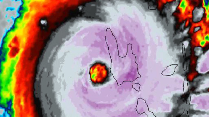 Tropical Cyclone Harold lashes Vanuatu and heads to Fiji - Sydney Morning Herald