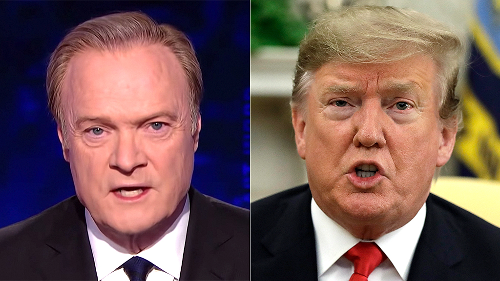 MSNBC host Lawrence O'Donnell declares Trump a 'Russian operative' with Putin as 'running mate' - Fox News