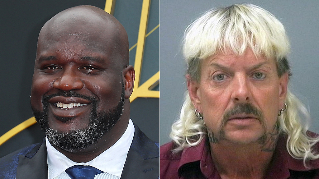 Shaquille O'Neal clarifies Joe Exotic relationship after 'Tiger King' cameo - Fox News