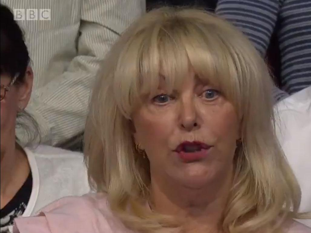BBC criticised for promoting Question Time audience member's 'vile, unhinged' anti-immigration rant - The Independent