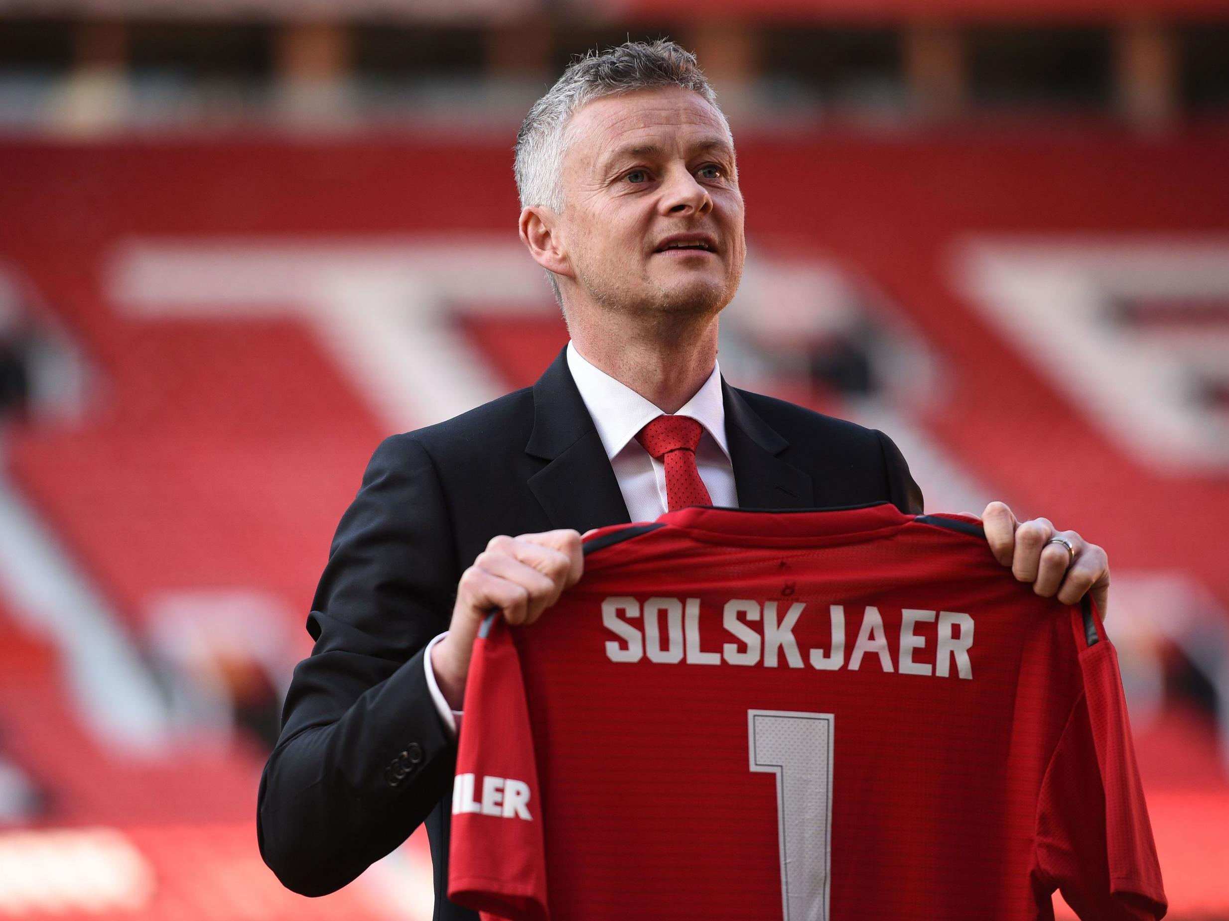 Manchester United back where they started after a year under Ole Gunnar Solskjaer - The Independent