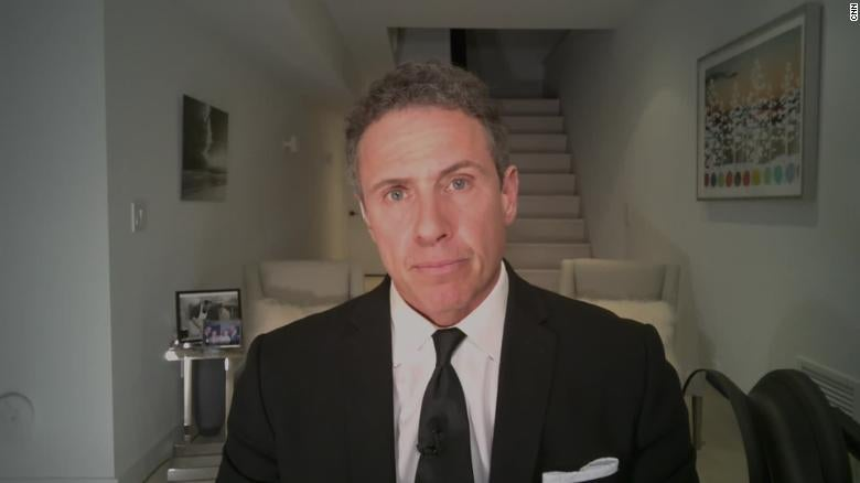 Chris Cuomo: CNN anchor diagnosed with coronavirus - The Independent