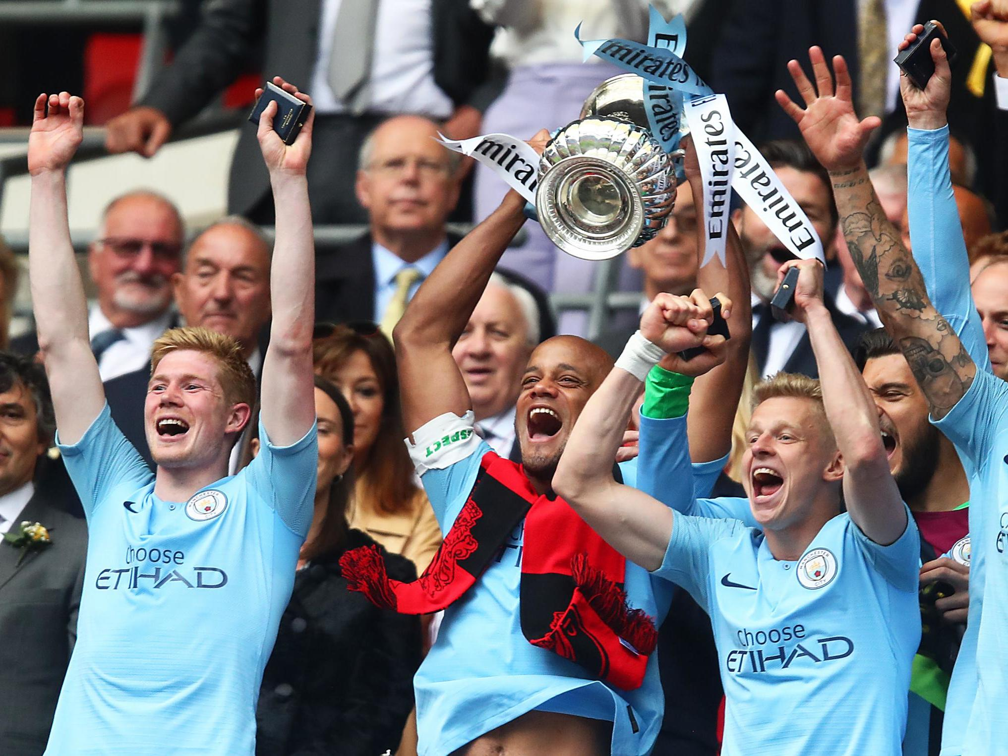 FA Cup restart date agreed for 27 June - The Independent