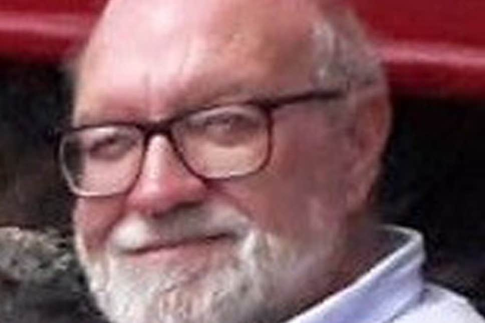 Ex-lecturer Gerald Corrigan 'shot dead with crossbow by killer who hid behind garden wall' - Evening Standard