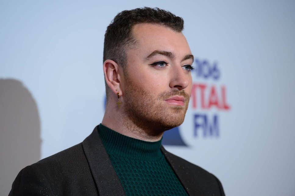 Sam Smith shares inspirational New Year's Eve message celebrating their 'non-binary gloriousness' - Evening Standard
