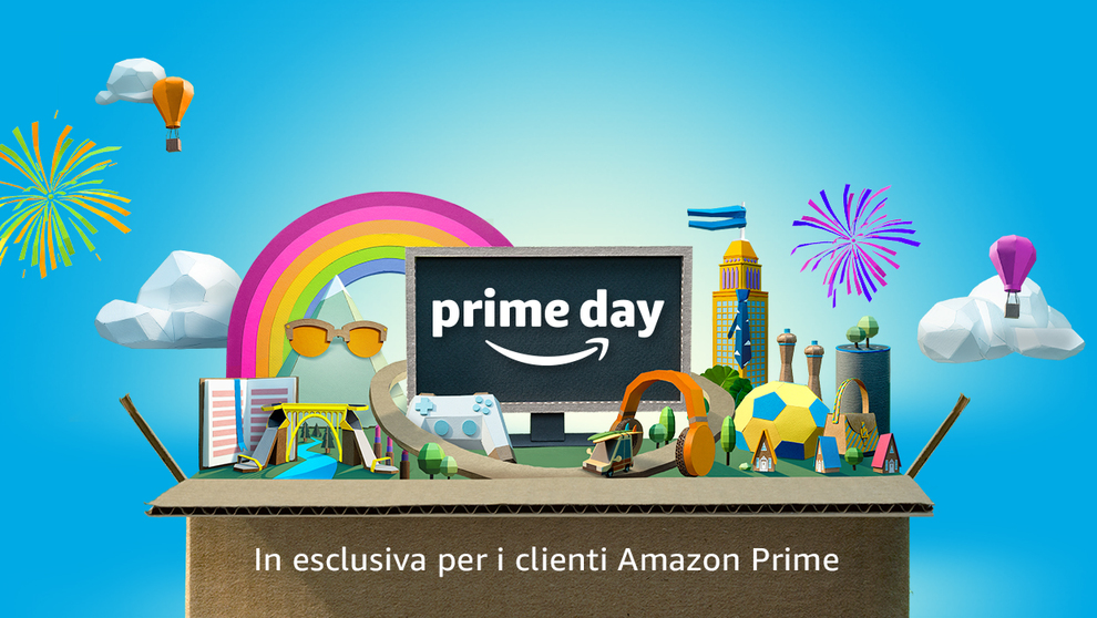 Amazon Prime Day rinviato? Molto probabile - Tech Princess